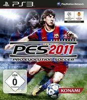 PS3 Spiel - Pro Evolution Soccer 2011 / PES 11 [Standard] DEUTSCH mit OVP