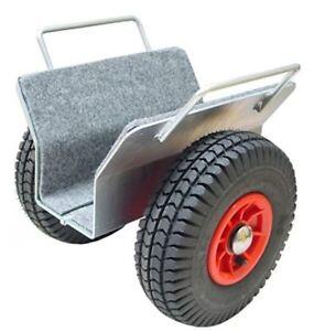 Plattenroller luftbereift - 250 kg Traglast