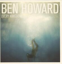 BEN HOWARD every kingdom (CD album EX/EX 2783237 alternative rock acoustic folk