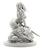 █ 80mm Resin Kingdom Death Scoopy Club Naughty Girl Unpainted Unassembled WH339