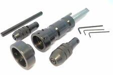 New 2 MT Morse Taper  Tailstock Die Holder & Tap Holder Set for Lathe