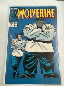 Wolverine #8 (June 1989, Marvel)