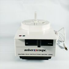 Robot Coupe Type Rc7 Commercial Food Processor Base Only Made in France Works