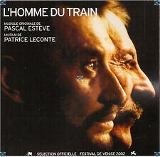 PASCAL ESTEVE l'homme du train CD (398) bande originale du film soundtrack ost