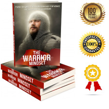 New ListingWarrior Mindset - eBook pdf - With Resell Rights - Free Shipping - Delivery 12hr