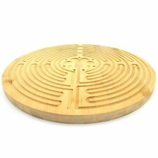 "Finger Labyrinth for Meditation and Prayer - Chartres Style - 12.5"" D"