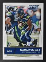 2016 Score #283 Thomas Rawls - NM-MT