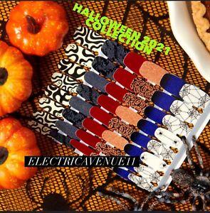 🎃Preorder Halloween 2021 Color Street Nail Polish Strip Sets New👻