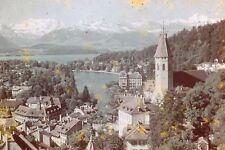 VINTAGE 1956 SWITZERLAND PROFESSIONAL SLIDES X 3-SWISS COLOR