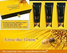 Active Bee Venom Manuka Honey Beauty Set: Face Cream 5g, Serum 5ml, Eye Cream 5g