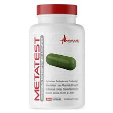 Metabolic Nutrition METATEST 240 Capsules