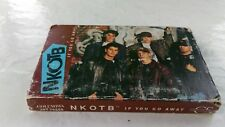 NKOTB If You Go Away Games The Kids Get Hard Mix New Kids On The Block cassette
