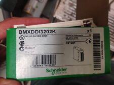 Schneider Plc Módulo De Entrada BMXDDI3202K Novo Na Caixa
