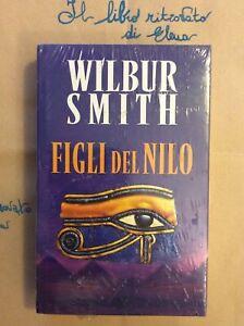 FIGLI DEL NILO Wilbur Smith Editore Mondolibri  Anno 2001