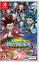 USED Nintendo Switch Beyblade burst Battle zero software From Japan