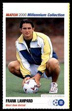 Match 2000 – Millennium Collection - Frank Lampard (West Ham United) No. 98