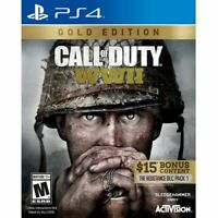 Activision Call of Duty: WWII - Gold Edition