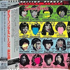 THE ROLLING STONES - SOME GIRLS  HR CUTTING JAPAN MINI LP SHM CD UICY-75887