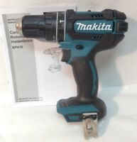 "Makita XPH10Z NEW 18V LXT Li-Ion Cordless 1/2"" Hammer Driver-Drill - Tool Only"