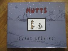 MUTTS SUNDAYS EVENINGS  BY PATRICK MCDONNELL FIRST EDITION  FINE  (A44)