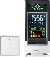 Techno Line WS 6502 Funk-Wetterstation Innen + Außen Digital GERBAUCHT sText