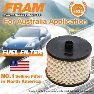 Fram Fuel Filter for Peugeot 307 308 407 508 Expert G9P 4CYL 2.0L Turbo Diesel