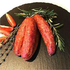 Bauernseufzer Wurst 2 Paar - 4Stück 350g herzhafter Snack Brotzeit Knacker