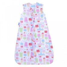 Grobag Sweet Dreams 1.0 Tog for Summer Front Zip 0-6 Months From Aus Brand New