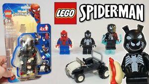 LEGO Spider Man Vs Venom and Iron Venom, set 40454 - NEW, Factory Sealed