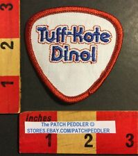 Hat Or Jacket Patch Tuff-Kote Dinol Rust Proofing Product Car Auto 57CC