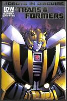 Transformers: Robots in Disguise #1 1:50 Gatefold Variant by Marcelo Matere