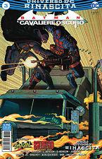 Universo DC Rinascita BATMAN IL CAVALIERE OSCURO # 3 (57) - RW Lion