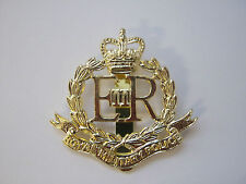 Royal Military Police (RMP) Beret Cap Badge  British Military - Brass Base Metal