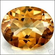 2,94 ct  Peach Orange Imperial Topaze - Oval cut - VVS