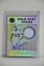 Reggie Wayne Gold Standard 2011 Colts Auto 04/10