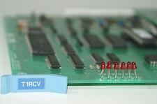 Iwatsu Adix Ix-T1Rcv T1 101540 Receiver Card 2 Modules 101550 Ix-8Ercv Cable