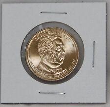 Chester A. Arthur 2012 P Presidential Dollar Coin Uncirculated Philadelphia BU