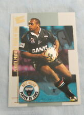 2004  PENRITH PANTHERS  RUGBY LEAGUE PLAYER OF 2003 CLUB CARD CP9  RHYS  WESSER