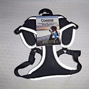 COASTAL Comfort Soft REFLECTIVE Dog Harness SIZE S Breathable Mesh Fabric