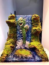 DIORAMA Decoration Scene MYTH CLOTH SAINT SEIYA Shiryu Dragone Cascata Di Rozan