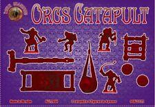 Dark Alliance 1/72 Fantasy Plastic Orcs w/ Catapults Figures 72034 NEW