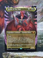 MTG Kaalia of the Vast Extended Borderless Double Masters Magic the Gathering NM