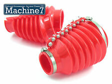 VW Beetle Split Easy Fit Axle Gaiter Boot for Swing Axle Gearbox Red Camper Bus