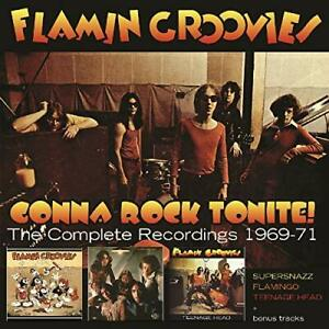 GONNA ROCK TONITE! ' THE COMPL - FLAMIN GROOVIES [CD]