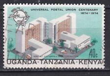 UGANDA-KENYA-TANZANIA  JAAR 1974  NR. Y&T 277 ° (L11)