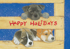 Akita Christmas Cards Set of 10 cards & 10 envelopes