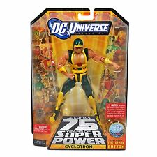 DC Universe Classics Wave 13 Cyclotron Action Figure BAF Figure stand Trigon MIP