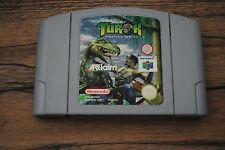 Jeu TUROK DINOSAUR HUNTER pour Nintendo 64