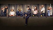 "017 Brooklyn Nine-Nine - Action Comedy TV Series Season Show 25""x14"" Poster"