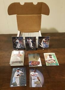 1996 Fleer Metal Universe Complete Set 1-250 Griffey,Jeter + 45 Platinum Edition